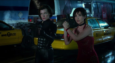 Movie Review: Resident Evil: Retribution (2012)