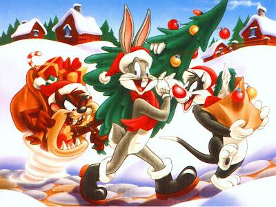 Navidad Bugs Bony