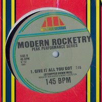 Modern Rocketry - Give It All You Got (Vinyl, 12\