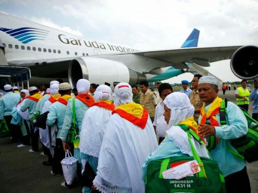 Jamaah Haji Indonesia Mulai Kembali Hari Ini ke Tanah Air