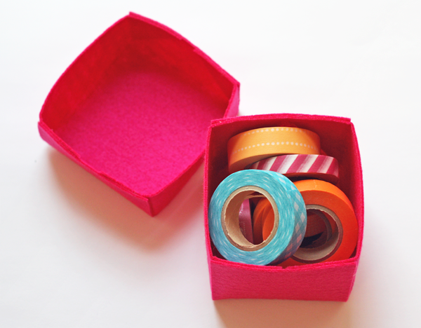 Box of tape