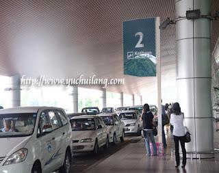 Lapangan Terbang Antarabangsa KK