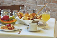 Café da manhã  saudável para dieta da proteina