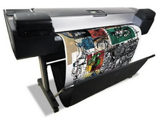 HP Designjet Z5200 44-in Photo Driver Free Download