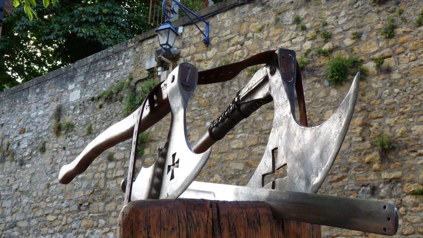 Instruments pour razé