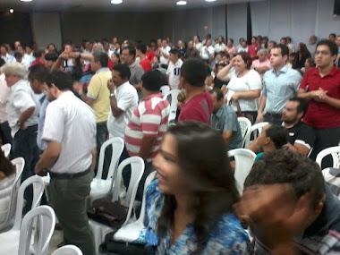 Palestra de Zé Dirceu: O Legado dos 10 Anos do Governo do PT em 04/03/2013