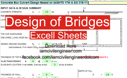 Road Bridge Design Bridge Design Group
