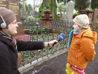 Tochter Karin im Interview mit dem WDR