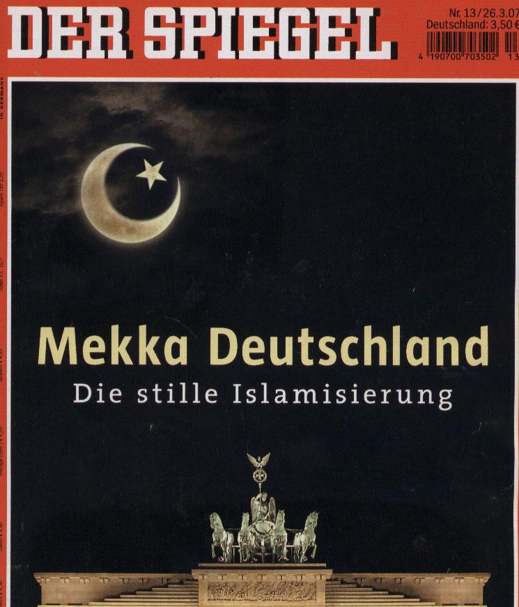 Feindbild islam 6 teil lynxx blog for Spiegel deutschland