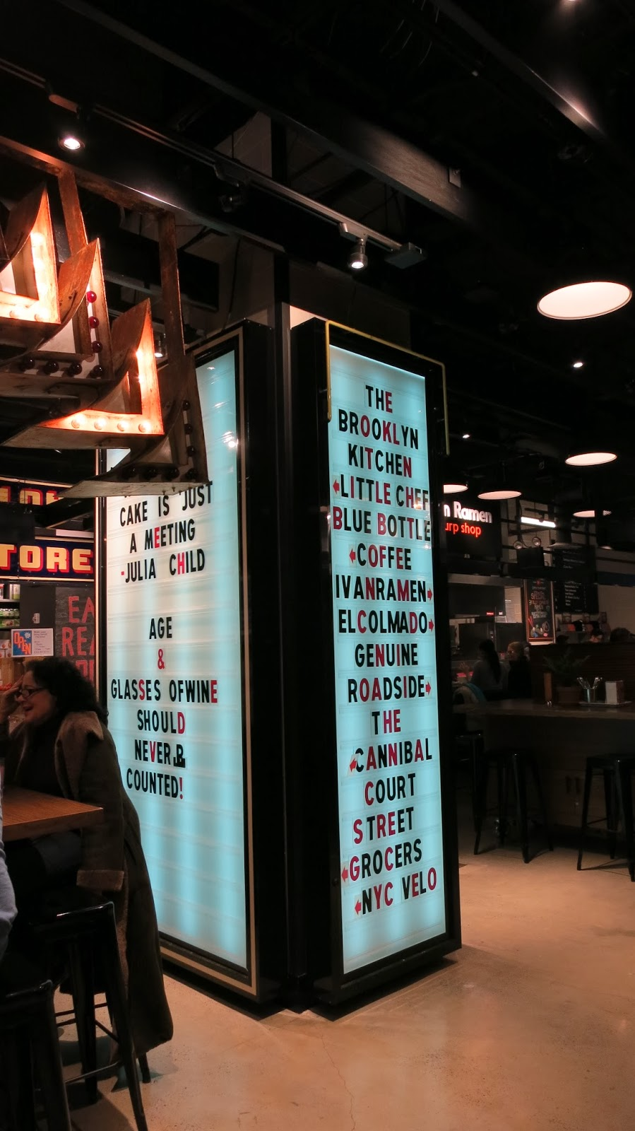 New York à la Keiko: nykeiko eats: Gotham West Market NYC [Ivan ...