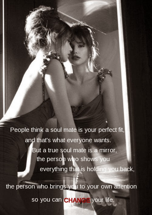 Useful phrase Soul mate virginity perfect fit something
