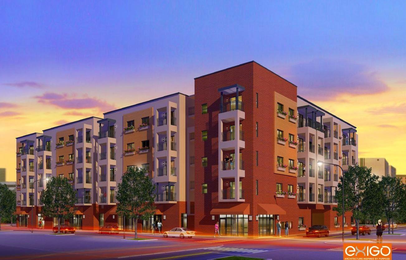 Elegant El Paso Development News: Ground Broken For Campbell Apartments Near  Downtown