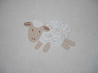 babys, sheep, wallpaper