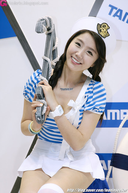 2 Kim Ha Eum - P&I 2012-very cute asian girl-girlcute4u.blogspot.com