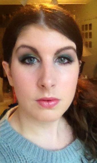 Lets makeup December 2014