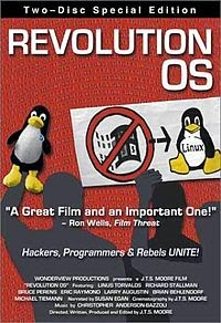 Review Film Revolution OS (Operating System) Linux Documentary (2001)