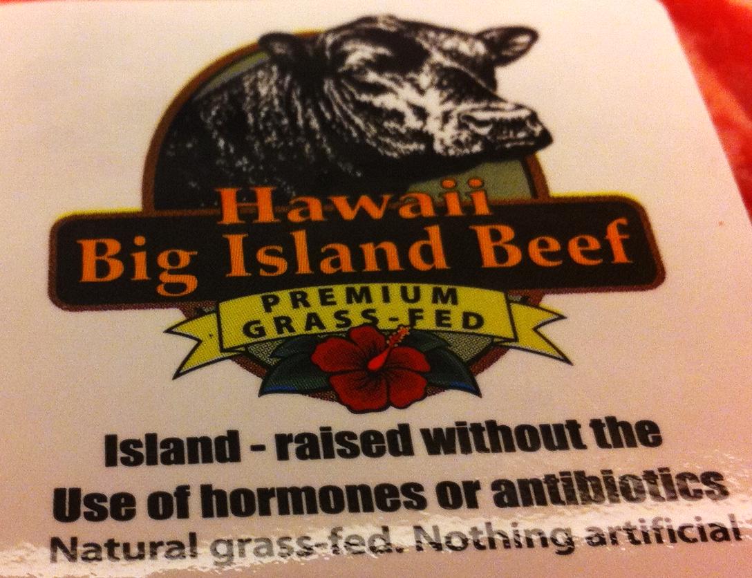Big Island Beef