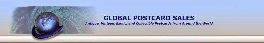 Global Postcard Sales