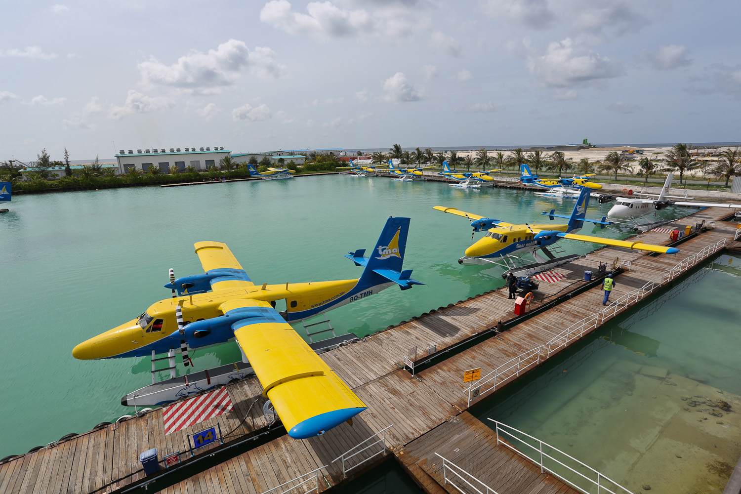 Male City and Airport Maldives  city photos : next to the male int l airport photo 3 male city the last three photos ...