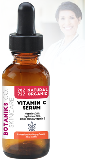 Mother Always Said, Take Your Vitamin C! Botaniks Vitamin C Serum Is Great Stuff!