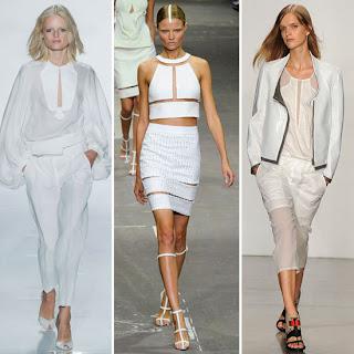 Crisp White 2013 Moda Renkleri