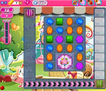 Candy Crush Saga 584