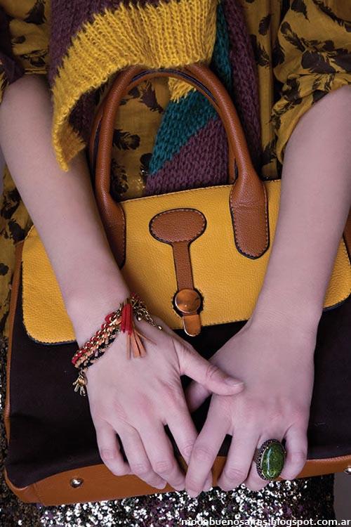 India Style moda invierno 2013 accesorios