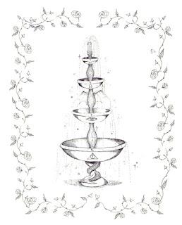 Ilustração do livro Os Contos de Beedle, o Bardo
