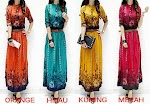 Maxi Kalissa + Belt SOLD OUT