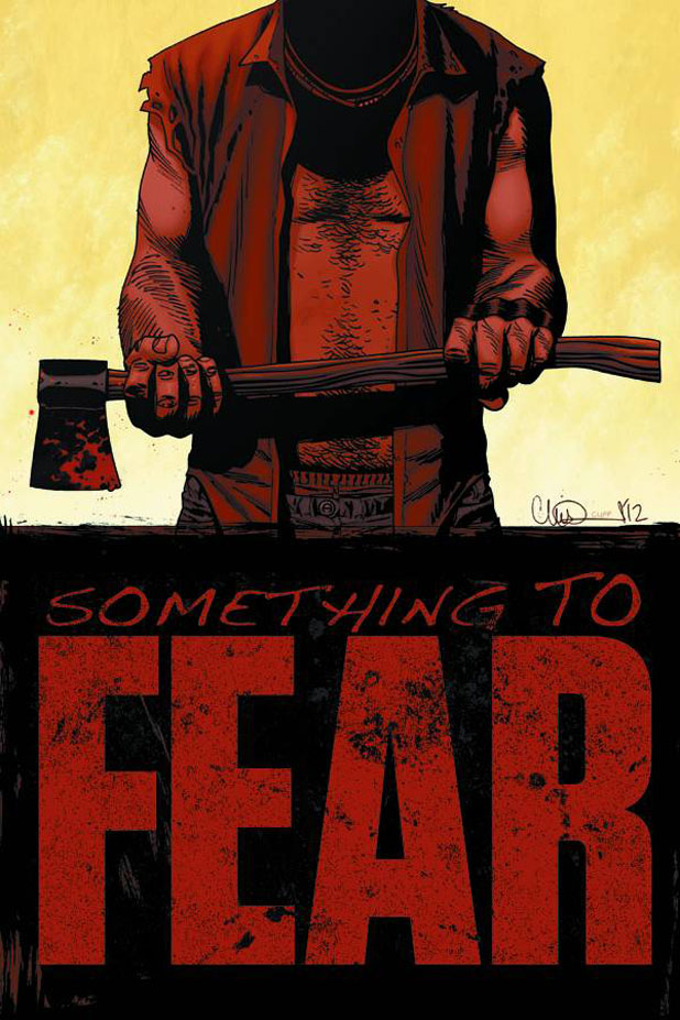 The walking dead 98 something to fear