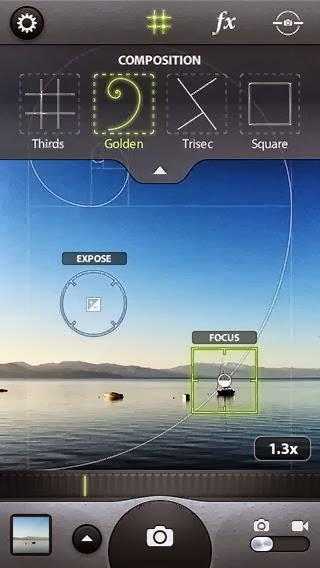 أفضل تطبيق لآلتقاط صور عالية الوضوح لنظام أي او إس Camera Awesome1-1-8-IPA-iOS