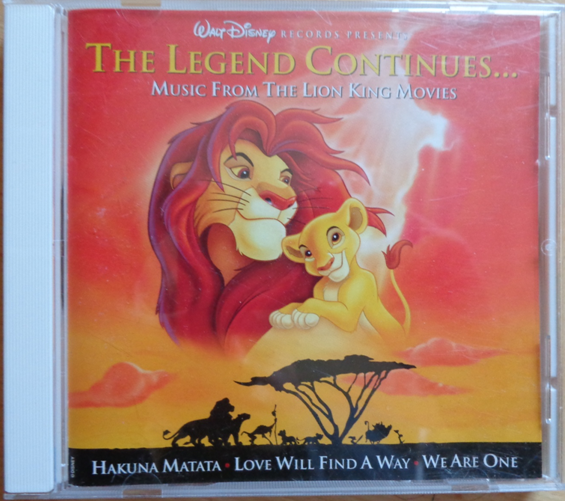 my life as a lion king fan  the legend continues    music