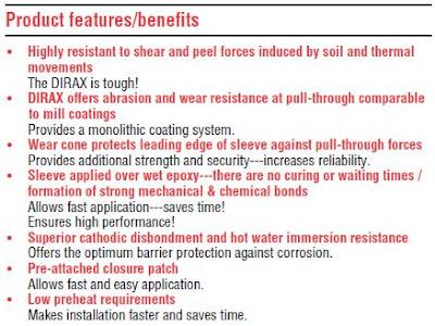 dirax benefits