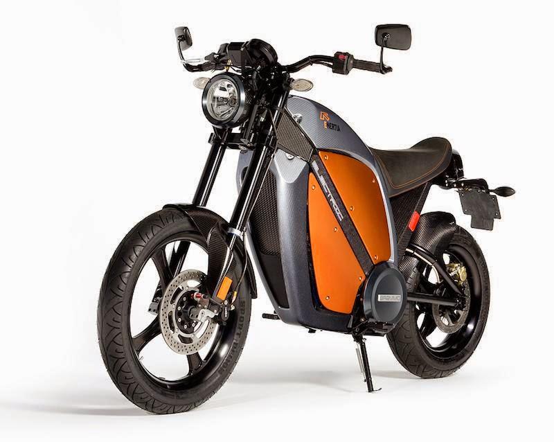 Moto Electrica, Vehiculos Ecologicos