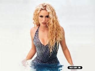 Shakira Wallpaper sexy hot