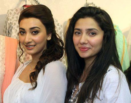 Mahira Khan Without Makeup