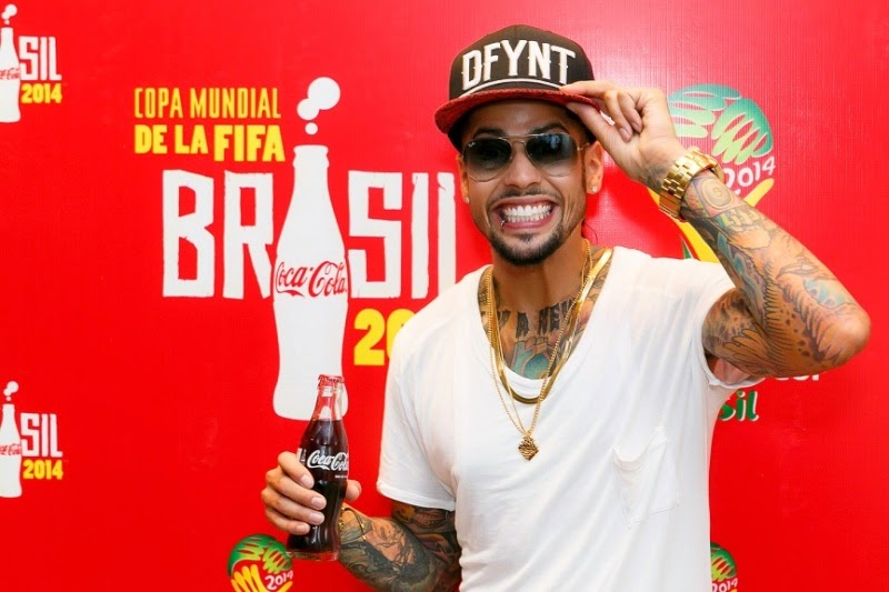 Coca-Cola FIFA World Cup Anthem 'The World Is Ours' Malaysian Version, David Correy, FIFA 2014 World Cup, Coca Cola, The World is Ours, FIFA World Cup Anthem