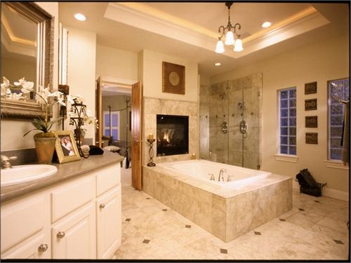 Home modern bathrooms designs ideas modern desert homes for Bathroom designs 2012