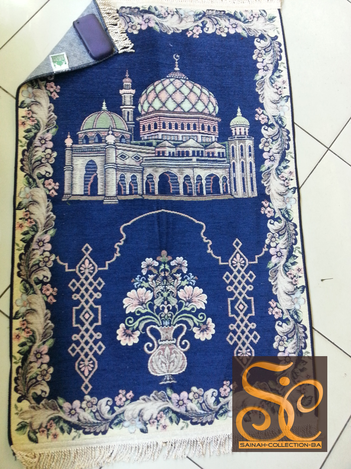 Sajadah SAS Anti Slep Empuk Made In Turkey Size 70 X 110