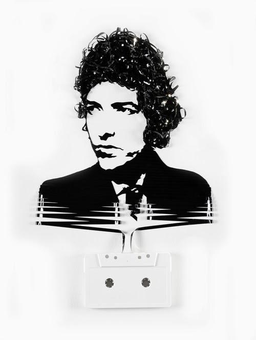 04-Bob-Dylan-Erika-Iris-Tape-Art-www-designstack-co