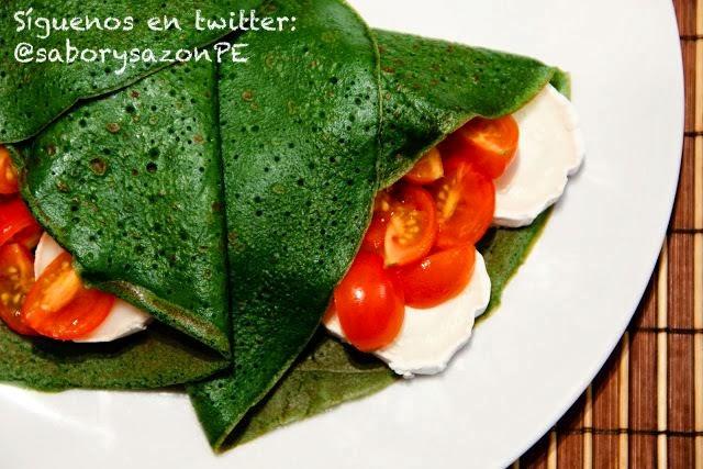 Como preparo un CREPÉ DE JUANE - Comida de la Selva Peruana http://comopreparoun.blogspot.com