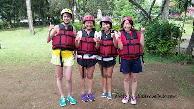 bandung rafting adventure