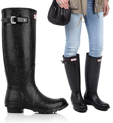 Wellington Boots Old Fashioned