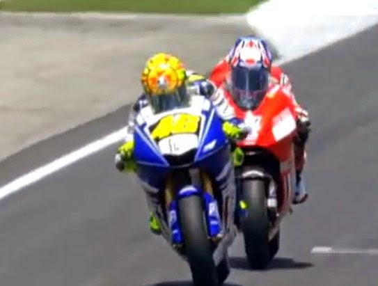 Menatap Posisi Runner Up Rossi di GP Pamungkas Valencia Sirkuit