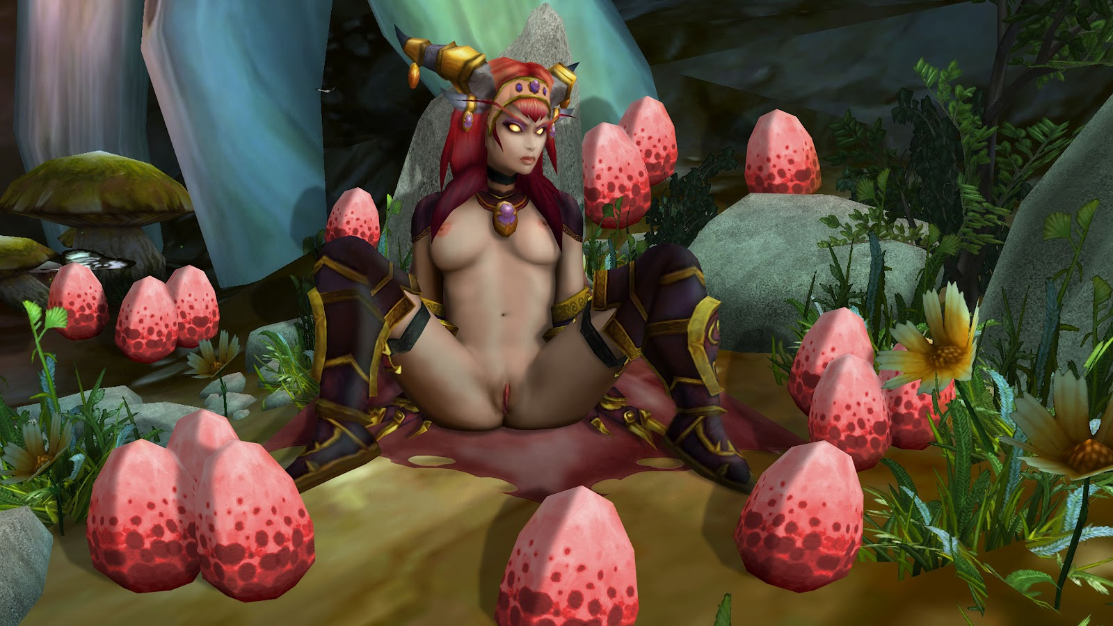 Porn world of warcraft xxx pics exploited realistic sexgirls