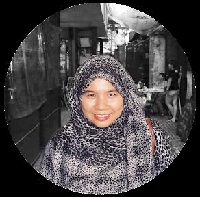 Blogger, Melissa Jalil