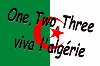 الف مبروك للمنتخب الجزائري