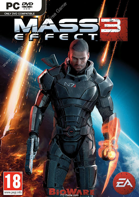 Mass Effect 3-N7 Deluxe Edition incl DLC [Full ISO/Action/2012]