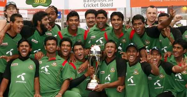 Bangladesh cricket team has great energy to defeat any team any time.