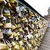 Paris eliminara los candados del amor de Pont des Artes